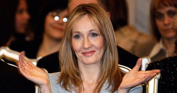 There were two Harry Potters, reveals JK Rowling