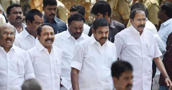 Tamil Nadu Chief Minister Palaniswami says he will support BJP's presidential pick Ram Nath Kovind