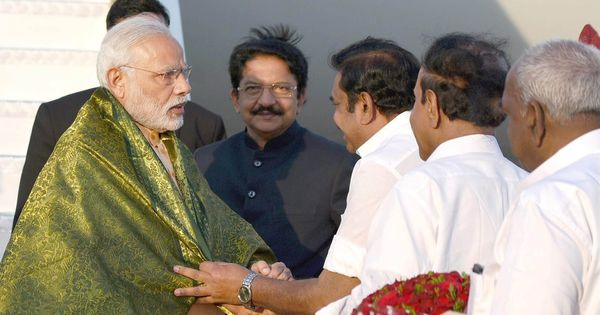 The Daily Fix: BJP's involvement in AIADMK is the worst-kept secret of Tamil Nadu politics