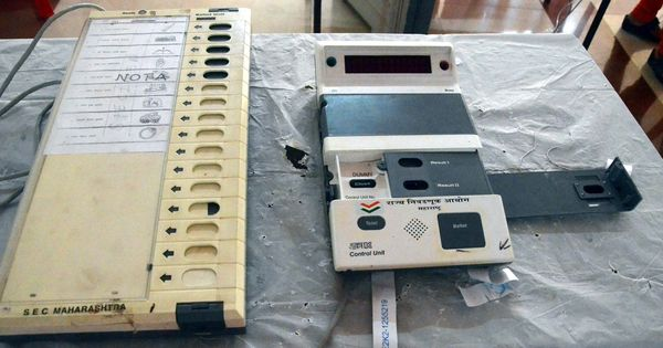 In Botswana, India-made EVMs stir up yet another controversy