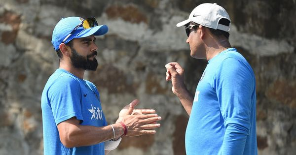 Virat Kohli breaks silence on Kumble's resignation as coach, says he respects the decision