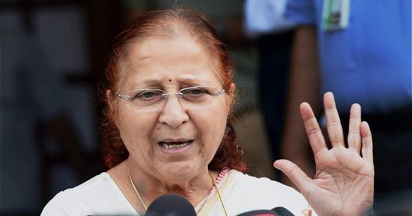 Lok Sabha Speaker Sumitra Mahajan accepts five YSR Congress MPs' resignations