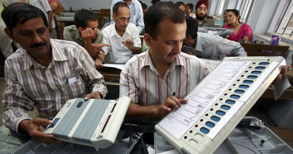 Made-in-India EVMs better than foreign ones, Election Commission tells Supreme Court