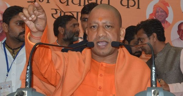 Cannot stop Janmashtami celebrations at police stations as I can't curb namaz on roads: Adityanath