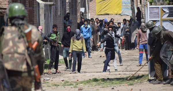 Jammu and Kashmir: Stone pelting has come down by 90% this year, says police chief