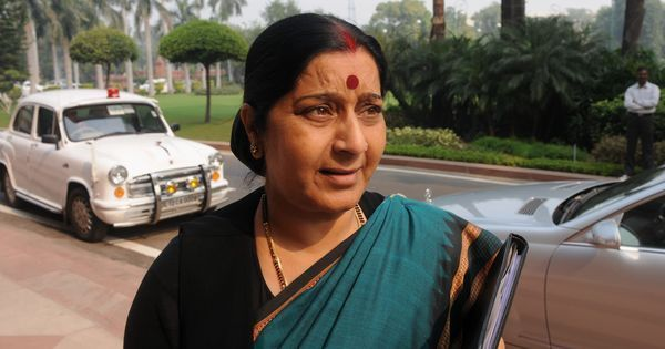 On Diwali, Sushma Swaraj says MEA will grant medical visas in all 'deserving cases'