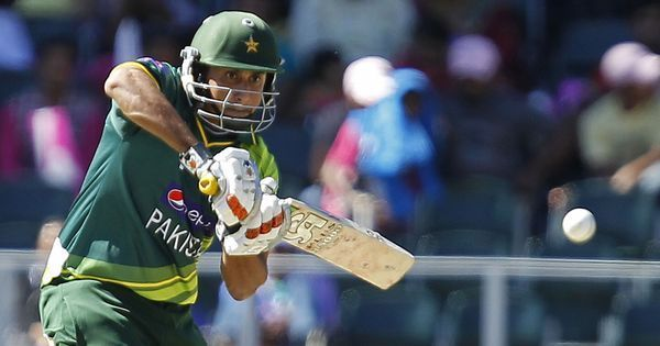 Former Pakistan opener Nasir Jamshed banned for ten years on charges of spot-fixing
