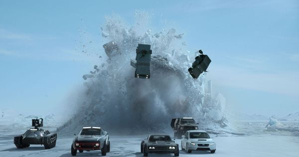 'The Fate of the Furious' review: Nitro-boosted by a potty-mouthed Jason Statham and superb stunts