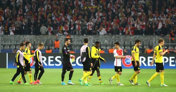 Disjointed Dortmund blast Uefa's apathy as Monaco exploit hosts a day after attack on team bus