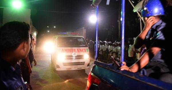 Bangladesh executes HuJI chief Mufti Abdul Hannan, two aides for 2004 grenade attack