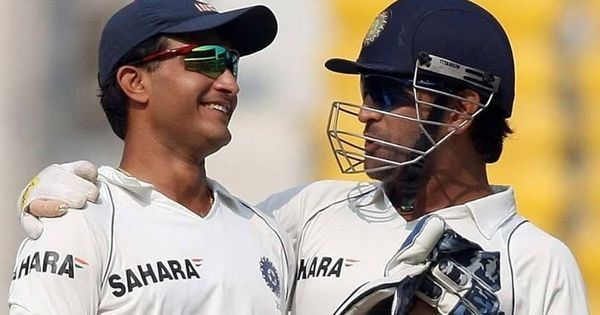 Watch: When MS Dhoni asked Sourav Ganguly to captain the Indian team in his final Test match