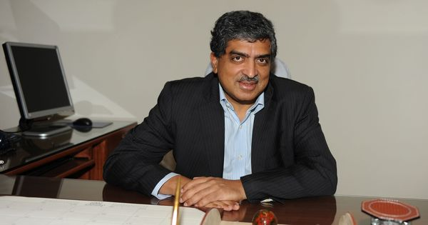 Indians can monetise their data to get better healthcare and easier loans, says Nandan Nilekani