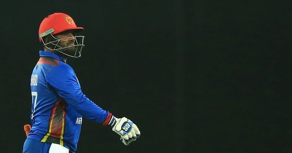 Afghanistan's Mohammad Shahzad reports spot-fixing approach