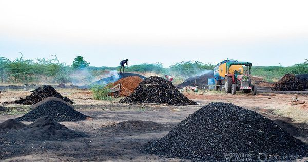 Drought, rising costs and the quest for clean technology is rapidly driving India away from coal