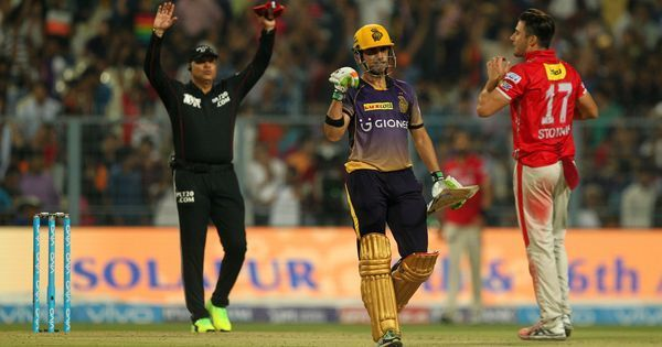 IPL stats: KKR's last defeat while chasing at the Eden Gardens came way back in 2012