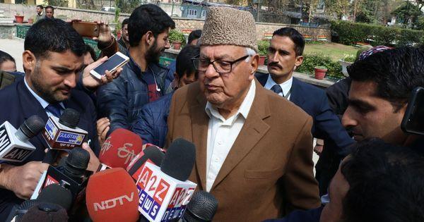 क्यों कश्मीर घाटी पर फारुख अब्दुल्ला की राय ही सबसे व्यावहारिक विकल्प है?