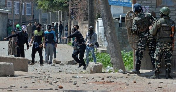 Readers' comments: 'The army may have unwittingly found a way to deal with stone pelters'