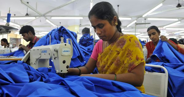 The Bengaluru garment workers who stitched your branded clothes have probably still not been paid