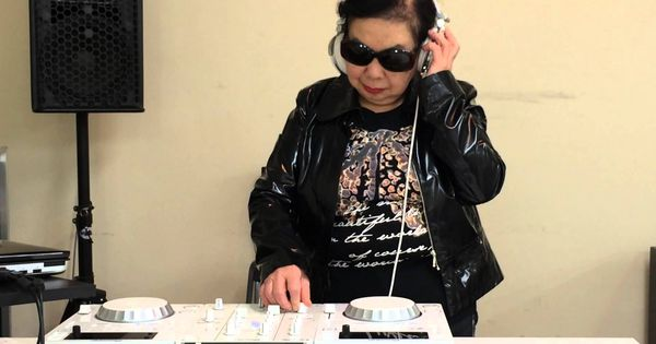 Watch DJ Sumirock: 82-year-old cooks during the day, spins records in Tokyo's clubs at night