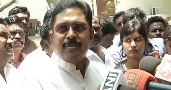 The big news: AIADMK (Amma) says Dinakaran's appointment broke party rules, and 9 other top stories