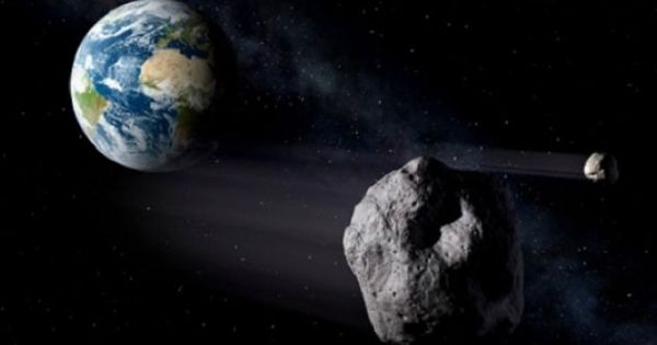 Large asteroid will come close to Earth as it flies past on Wednesday