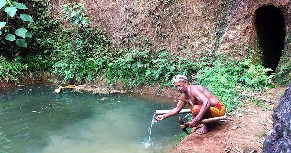 How farmers in North Kerala are using an age-old water system to beat the drought