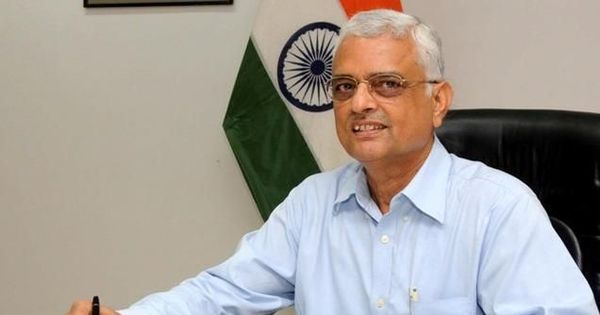 Om Prakash Rawat will take over as chief election commissioner on Tuesday