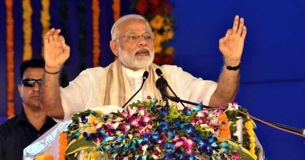 Be enablers, not regulators, Narendra Modi tells bureaucrats