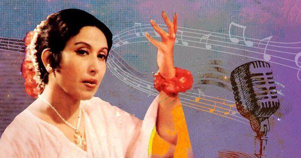 इकबाल बानो: जिन्होंने अपनी गायिकी से खुलेआम पाकिस्तान सरकार के फरमान की धज्जियां उड़ा दी थीं