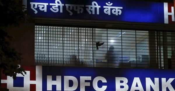 HDFC Bank net profit rises 20.1% in July-September quarter