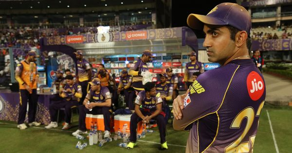 For a poor loser like me, chance of crashing out due to rain was killing me: Gautam Gambhir