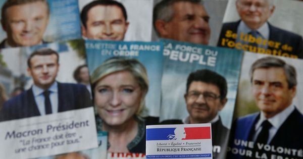 French presidential election: Overseas territories begin voting