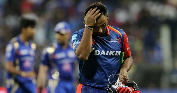 Delhi Daredevils' lack of intent and application the difference in loss to Mumbai Indians