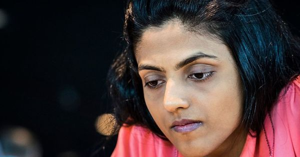 Harika Dronavalli loses to Holland's Jorden van Foreest in fifth round of Reykjavik Open