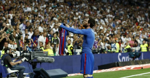 El Clasico win was a statement, Barcelona and Lionel Messi are far from done