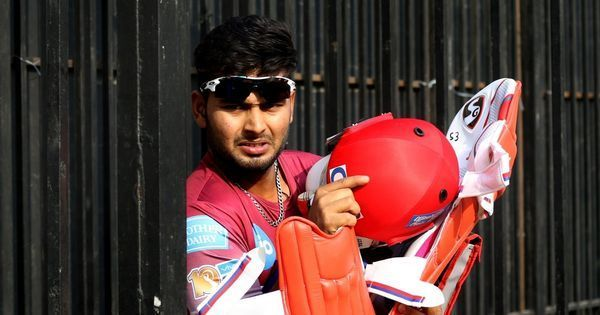 Rishabh Pant, the 'left-handed Virender Sehwag', is no longer playing cricket just for fun
