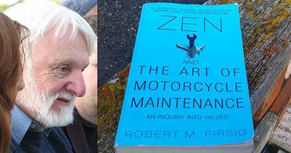 Robert Pirsig, author of 'Zen and the Art of Motorcycle Maintenance', dies
