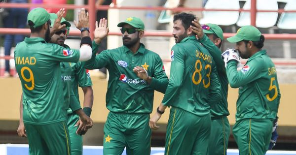 More cricket in Pakistan, as West Indies sign a five-year T20I series agreement with PCB