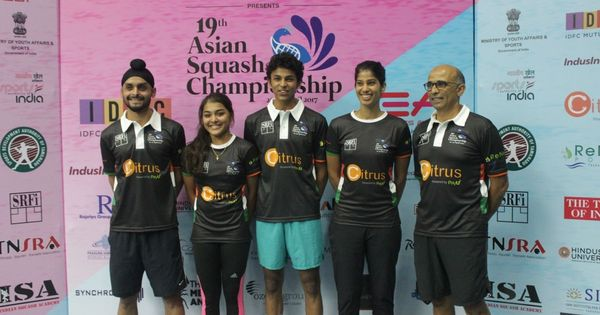 Pakistan lodges complaint against India on visa delay that led to Asian Squash Championship pullout