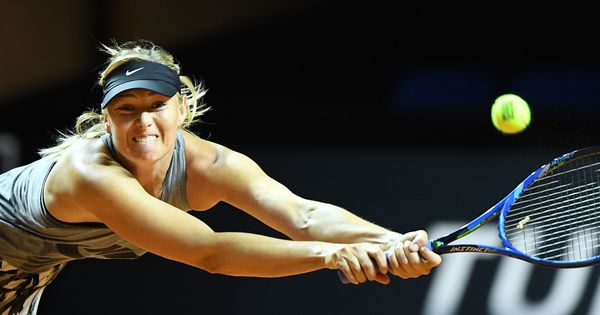 Maria Sharapova begins her journey back to tennis elite at Stuttgart, but the road won't be smooth