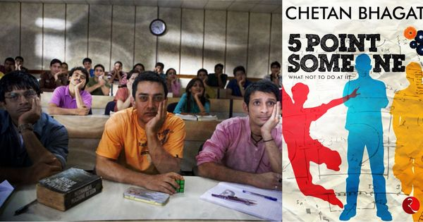 An (imaginary) opening lecture on Chetan Bhagat's 'Five Point Someone' at a Delhi University college