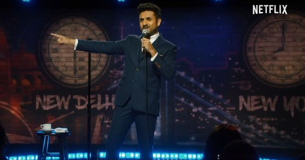Vir Das attempts to go beyond 'head-bobble jokes and funny accents' in Netflix show