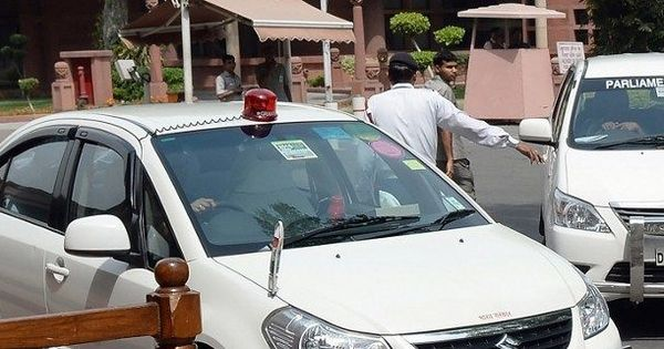 Kerala Cabinet decides to remove red beacons from vehicles used by chief minister, other officials