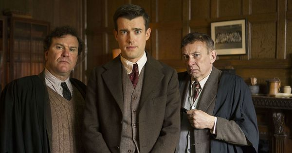 BBC series on Evelyn Waugh's 'Decline and Fall' is laugh-out-loud funny