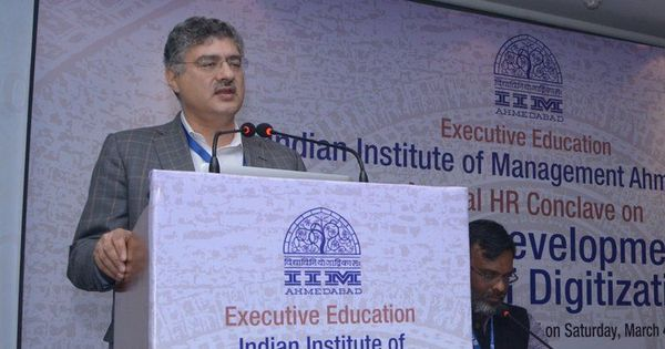 IIM-Ahmedabad director Ashish Nanda resigns citing 'personal reasons'