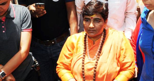 Why blame judiciary for granting Pragya Thakur bail when investigative agencies show no spine?