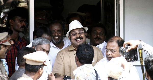Tamil Nadu: 19 MLAs from TTV Dinakaran camp urge governor to remove Chief Minister Palaniswami