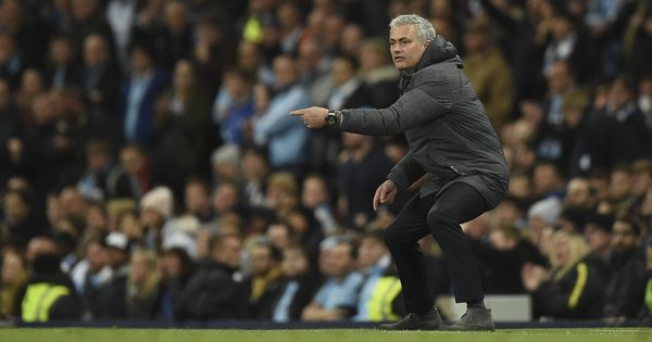 'Training hard in the gym so I can also be an option': United's injury crisis worries Mourinho