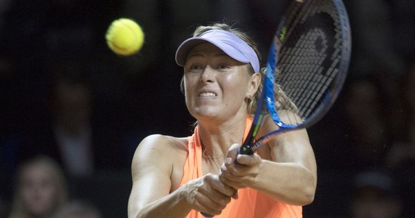 Maria Sharapova loses in semi-finals of Stuttgart Open on doping return