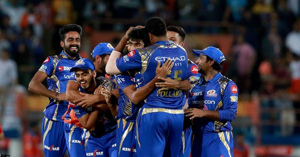 IPL 2017, GL vs MI: Jasprit Bumrah's fantastic Super Over wins the day for the Mumbai Indians